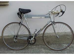 Bicicletta da corsa vintage Magni PEP, montante curvo