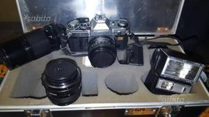 Canon AE1 anni 70