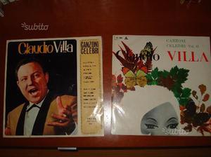 Dischi LP VILLA