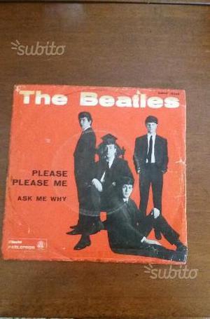 Disco 45 giri Beatles