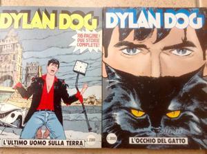 Dylan Dog dal 1 al 150