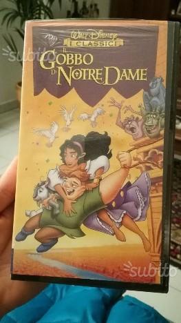 Il Gobbo di Notre Dame VHS