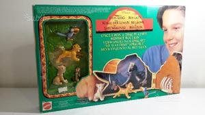 Il re leone playset C'era una volta  Disney