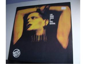 "Lou Reed ""Rock'n'roll Animal"" 1 LP RCA ITA reissue"
