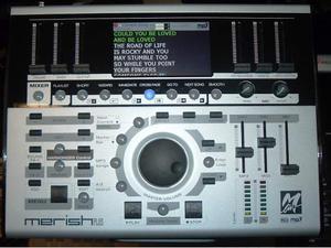 Midi player M LIVE MERISH PLUS (+  basi) Usato Perfetto