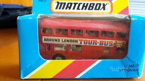 Modellino Matchbox London Bus