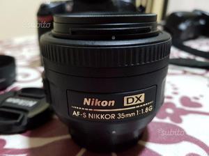 Nikon 35 mm F 1.8G DX