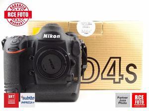 Nikon D4s (body) - Nital