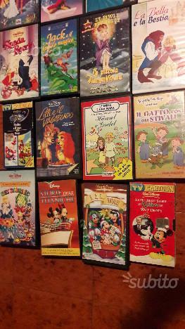 Oltre  videocassette VHS originali LEGGI