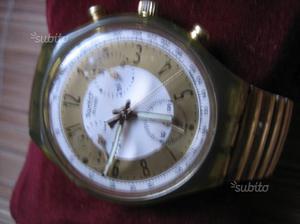 Orologio Chrono Swatch-Anni'90