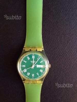 Orologio originale swatch anni '90 standard