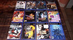 Playstation 2 PS2 LOTTO GIOCHI