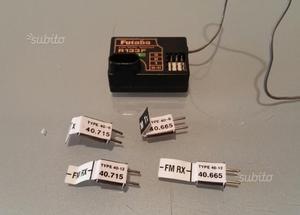 Ricevente Futaba R133F