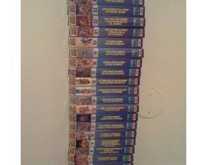 Trider G7 collezione completa in VHS