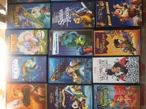 VHS Disney originali