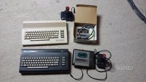 Commodore 64 + commodore 16
