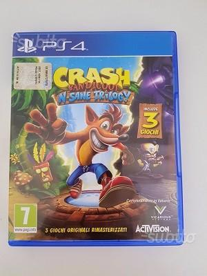 Crash Bandicoot N. Sane Trilogy giochi ps4