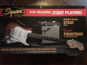 Fender Stratocaster Squier Afinity Series