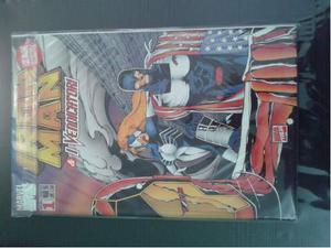 Iron man e i vendicatori n. 1 marvel