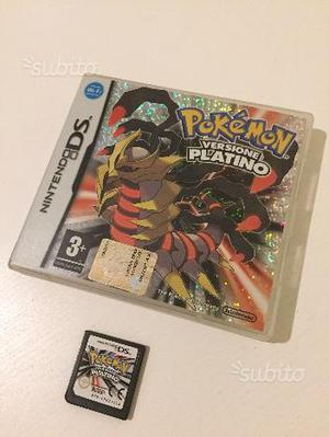 Pokemon Platino
