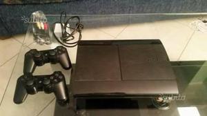 Ps3 con giochi e 2 joystick