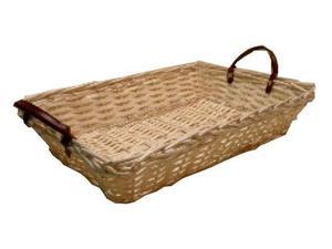 Stock cesti cestini vimini confezione pacchi regalo natale