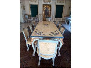 Tavoli Di Marmo Intarsiati : Tavolo in marmo intarsiato eleganza posot class