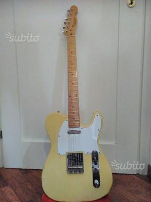 Telecaster Vester- anni 80'--con pick up Fender