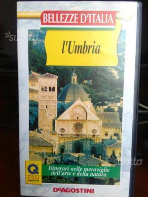 Bellezze d'Italia: l'Umbria
