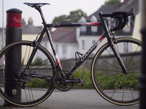 Bici da corsa Colnago C50 in carbonio