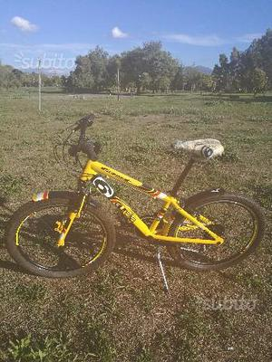 Bici mtb mountain bike aurelia 24 nuova