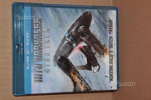 Blu ray into darkness star trek 3d