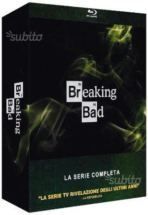 Breaking Bad - La Serie Completa (15 Blu-Ray Disc)