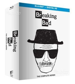 Breaking Bad - Serie Completa (16 Blu-Ray)