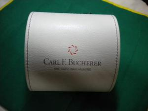 Bucherer Scatola Originale per orologio misura grande