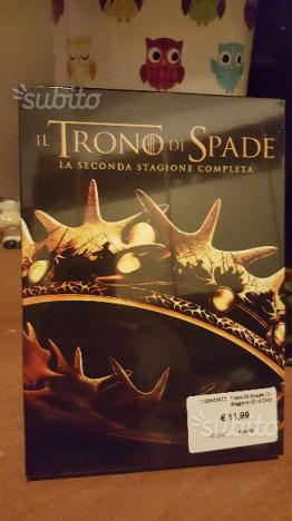 Il Trono di Spade - Nuovo - Seconda stagione