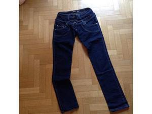 Jeans scuri donna