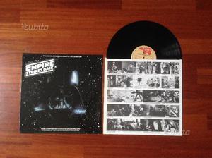 Lp colonna sonora originale gurrre stellari