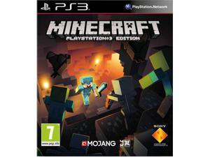 Minecraft Playstation 3 PS3