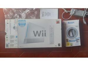 Nintendo Wii + Wii balance + Tappetino Wii + vari giochi