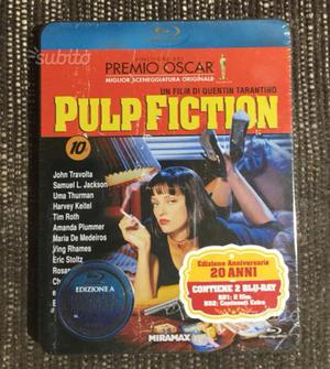Pulp Fiction Steelbook Blu Ray