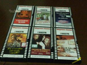 Videocassette serie i maestri
