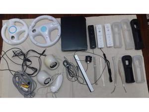 Wii nintendo con accessori
