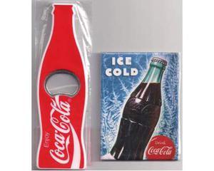 Apribottiglia coca cola +ice cold