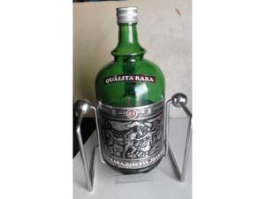 Bottiglia su base in metallo basculante JEAN BUTON