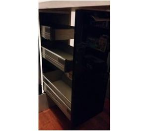 cucina ikea angolare 240x180 cm anno posot class. Black Bedroom Furniture Sets. Home Design Ideas