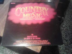 DISCO 33 GIRI Country Music-16 successi di ieri e di oggi