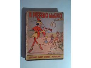 """Edizioni Walt Disney Mondadori """"Il pifferaio magico"""""""