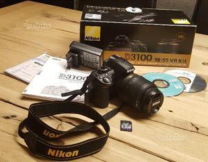 Fotocamera Reflex Digitale NIKON D