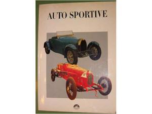 Libro 'auto sportive' grande formato su auto d'epoca